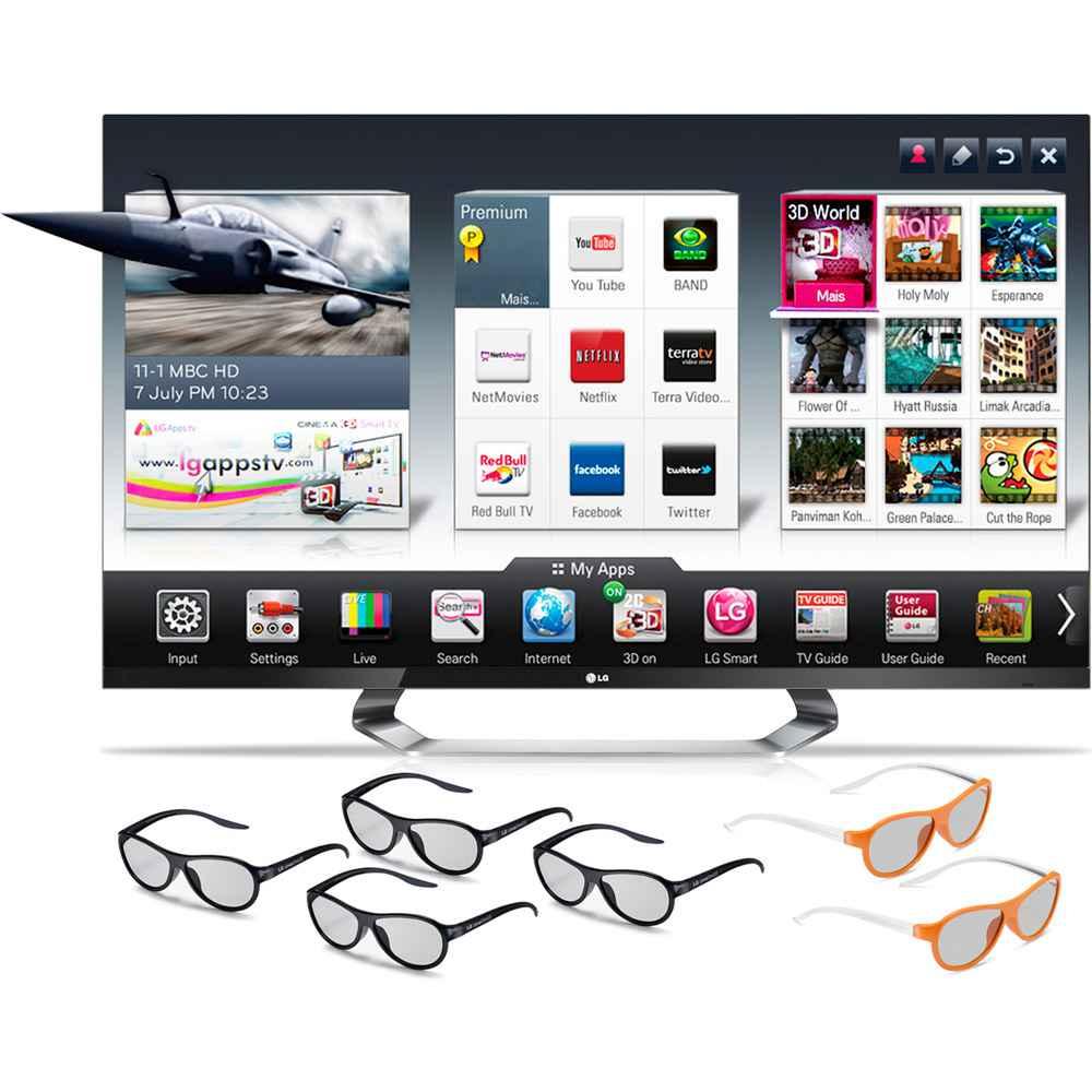 SmartTV LG 47LM8600