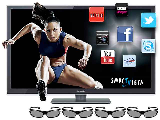 SmartTV Panasonic Viera TC-L42ET5B