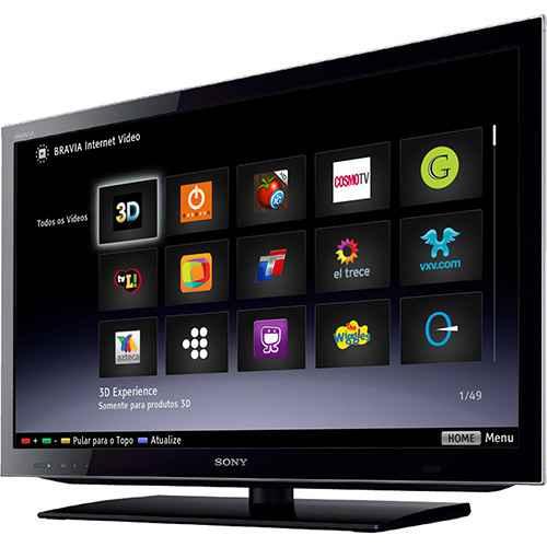 SmartTV Sony Bravia KDL-40HX755