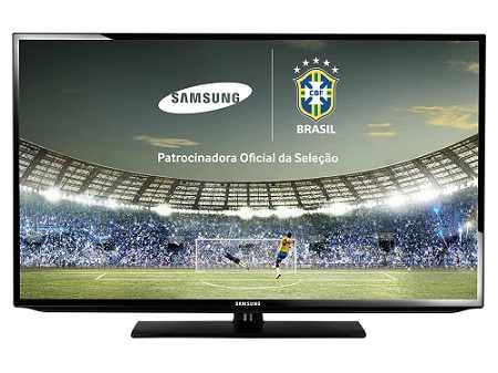 SmartTV LED 40'' Samsung UN40FH5303GXZD Full HD