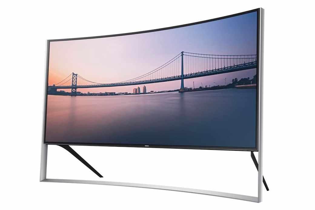 TV samsung gigante 105 polegadas