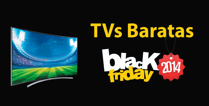 tv barata no black friday 2014