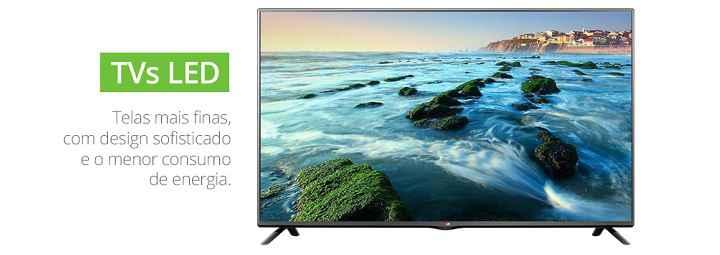 TV do tipo LED
