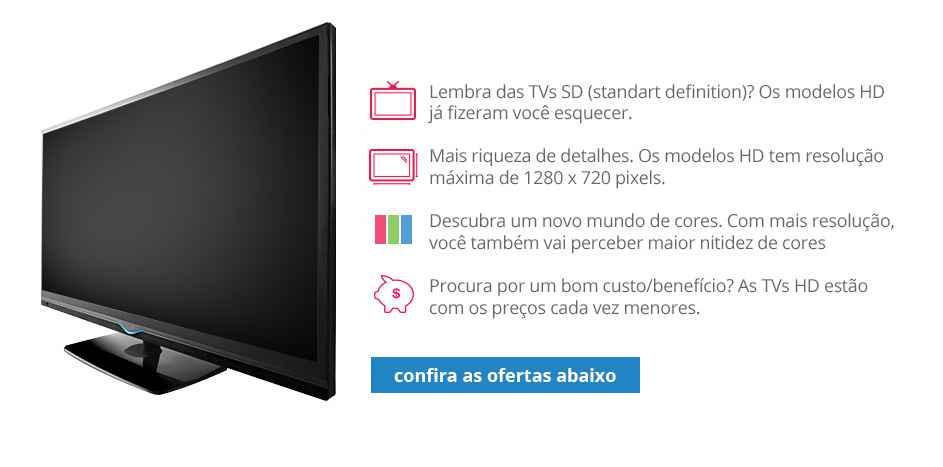 tecnologia tv hd 720 pixels de altura