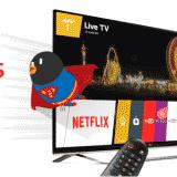 tv com web os 2.0 da LG no brasil