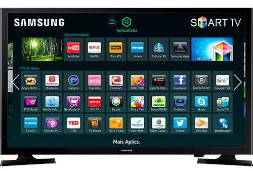 TV smart de 48 pol