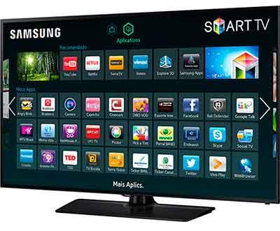 TV de 58 polegadas barata