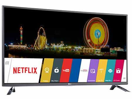 Smart TV LED 3D 42 LG 42LF6500 Full HD