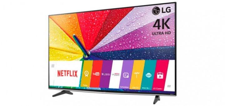 tv barata da Smart TV LED 4k Ultra HD