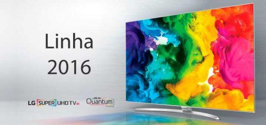 linha de TV LG 2016 com desconto para comprar