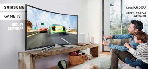 Como baixar jogos na TV Smart Samsung no Gamefly