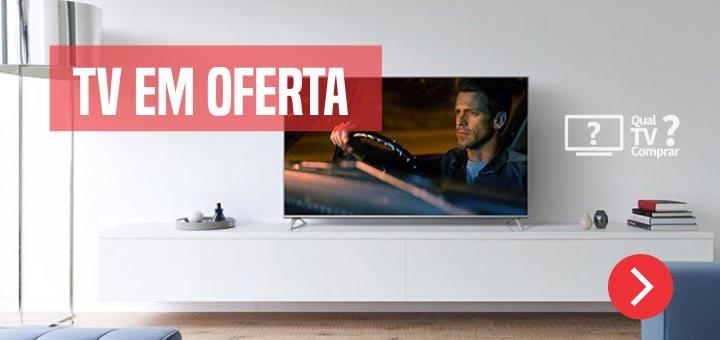 tv em oferta