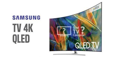 Nova Samsung QLED TV UHD 4K no brasil